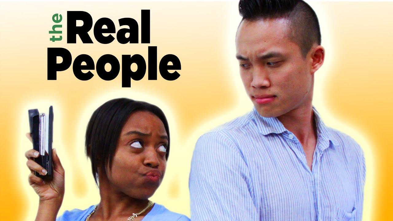 If Everyone Acted Like Reality TV Stars thumbnail