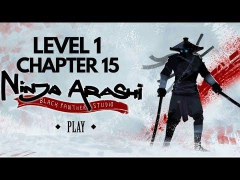 🥇 Ninja Arashi Gameplay Walkthrough | Level 1 | Chapter 14