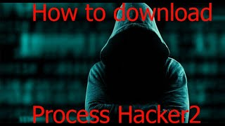 How to run/Download Process hacker 2 for csgo (Download in disc)