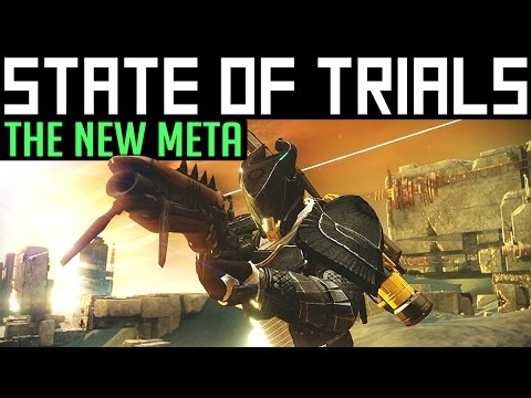 Destiny | THE STATE OF TRIALS! - The New Trials Meta & Impressions after Update 2.5.0.2!