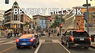 Beverly Hills 4K - Los Angeles USA