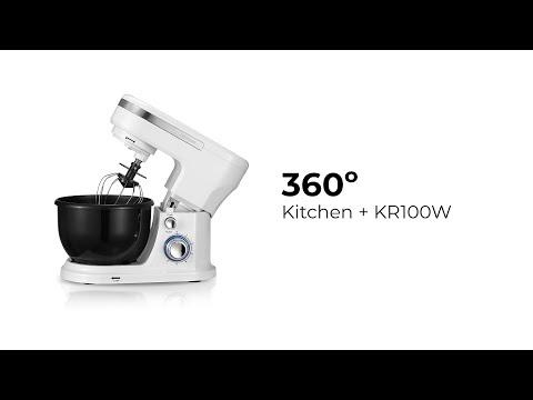 Batidora amasadora Kitchen + reposteria KR100 Prixton 1000W