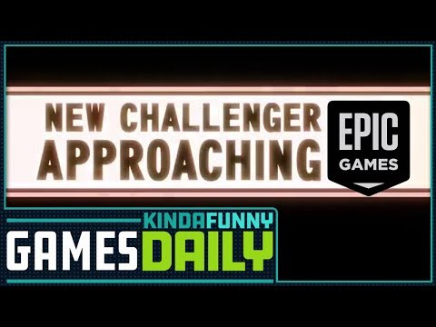 epic-games-store-to-rival-steam--kinda-funny-games-daily-120418