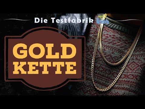 ⛓️ Die edelste Herren Goldkette (2019) – 🏆 Top 3 Gold Halsketten für Männer