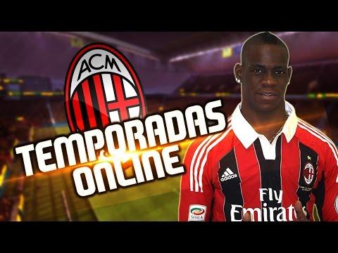 FIFA 16 TEMPORADAS ONLINE #9 - AC MILAN