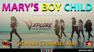 New Christmas Song - Mary's Boy Child 2018 (Cover) by New Hope Choir - Original Boney M.