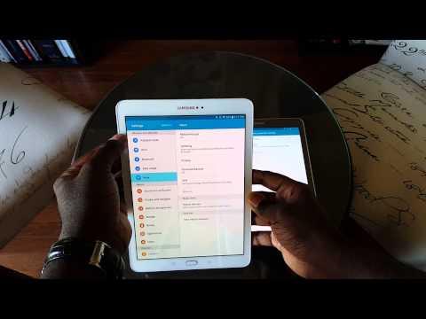 Samsung Galaxy Tab S2 Review (Wi-Fi & LTE)