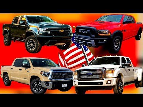 Почему американцы любят большие автомобили. Почему они ездят на больших авто онлайн видео