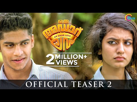Oru Adaar Love - Official Teaser 2