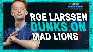 RGE Larssen's HUGE 4-Man Shockwave | League Mixtape