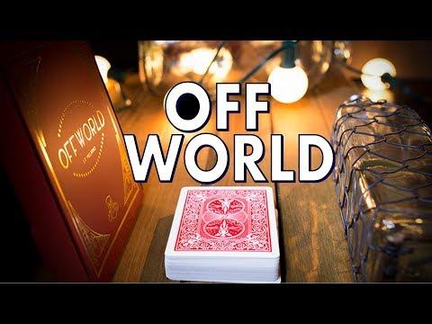 OffWorld by J.P. Vallarino