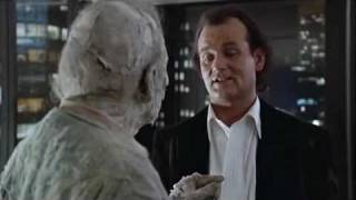 Scrooged Trailer Image
