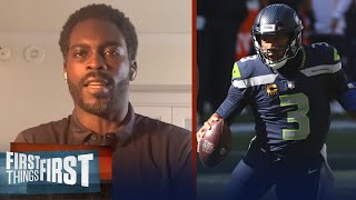 Michael Vick reacts to Cowboys loss to Seattle, impressed with Russell   NFL   FIRST THINGS FIRST