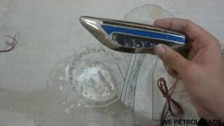 How to polish chrome plated plastic & How To Polish Chrome Plastic Polish Chrome Plated Plastic Trim ...