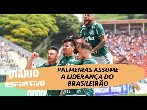 Diário Esportivo no ar com as principais notícias do esporte regional e nacional.