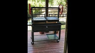 "BBQ Pit Boys And Sunterra 48"" Santa Maria Grill Review"