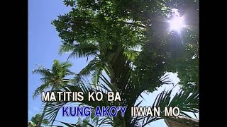 Kung Ako'y Iiwan Mo as popularized by Basil Valdez Video Karaoke