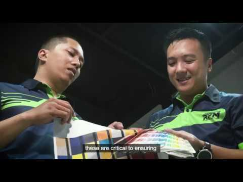 Epson F-Series Customer Video: Royindo Pratama Mandiri