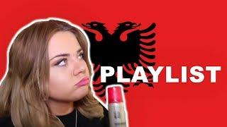KENGET E MIJA TE PREFERUARA| MY LIT ALBANIAN PLAYLIST 🇦🇱