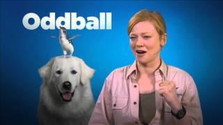 Oddball | Sarah Snook Interview