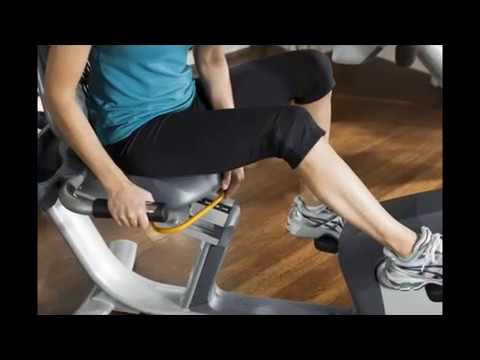 PRECOR RBK 835 Commercial Series Recumbent Exercise Bike Review