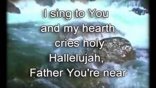 My Hope Is In You - Aaron Shust - worship Video with lyrics