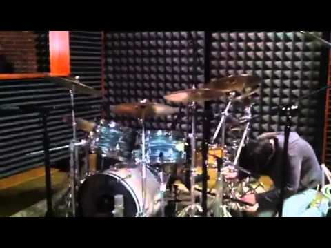 MOTION- drum walk through EPIC drum room