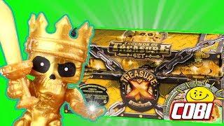 Treasure X • Poszukiwacz skarbów • Mapa skarbów • Cobi