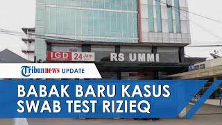 Polisi Periksa 6 Orang, Total 13 Saksi Telah Diperiksa atas Kasus Tes Swab Rizieq Shihab di RS UMMI