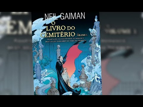 HQ l #RESENHA O Livro do Cemitério de Neil gaiman+ Beautiful da Christina Aguilera