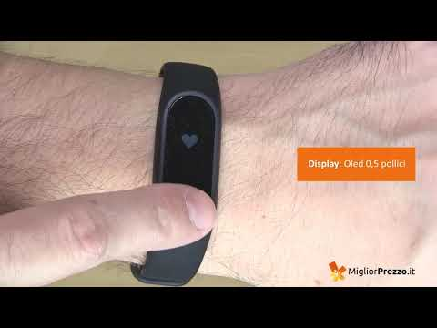 Fit watch Xiaomi Mi Band 2 Video Recensione