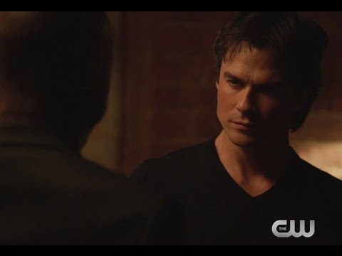 The Vampire Diaries Exclusive: Damon Stands Up to Cade!