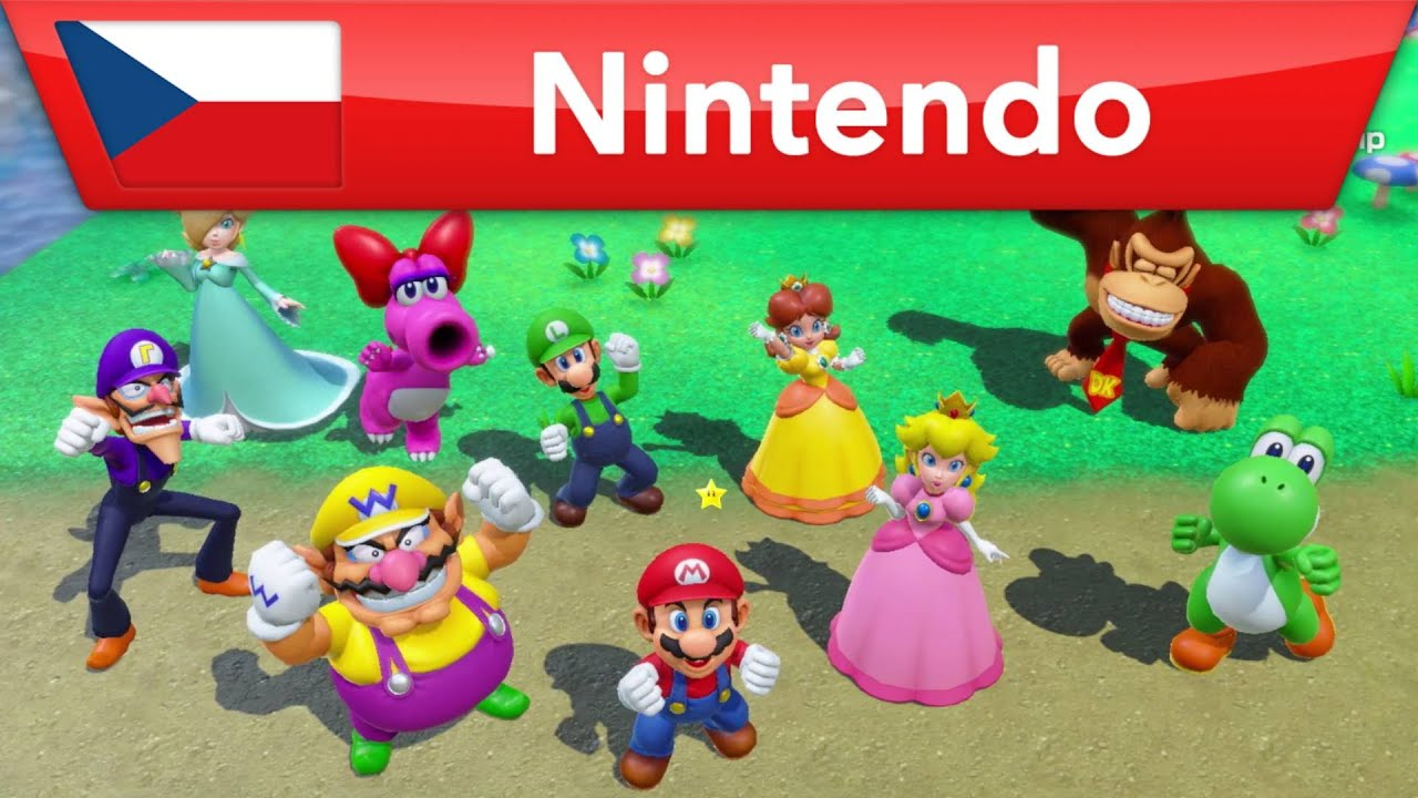Mario Party Superstars – Overview Trailer | Nintendo Switch