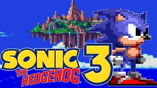 Sonic 1 Sprite in Sonic 3 Complete
