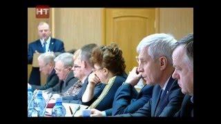 Спикер областной Думы Елена Писарева провела заседание парламентского совета по местному самоуправлению