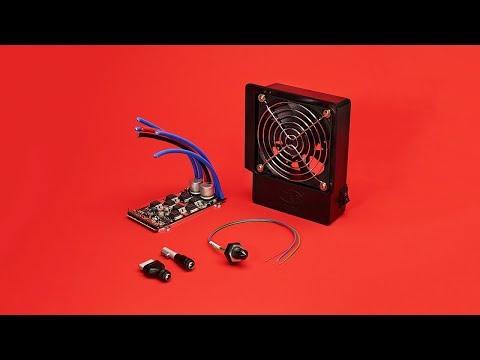 Miniature Desktop Fan - 12V ID: 3544 - $8 95 : Adafruit