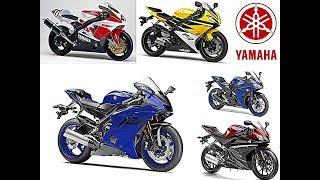 Yamaha R Series R1 R7 R6 R4 R3 R25 R15 R125 Comparison (Full HD)