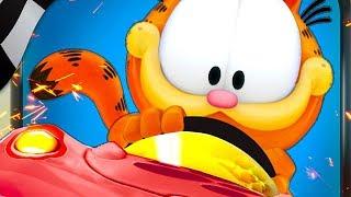 Garfield Kart Fast & Furry   Microids Walkthrough