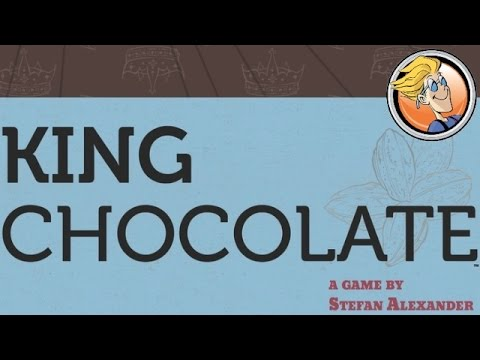 Overview of King Chocolate at BGG.CON 2015