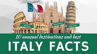 Italy: 12 Fun Facts about Italian History, Traditions and Cuisine