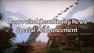 Morrowind Community News - Over 500 New Mods Released So Far in 2018