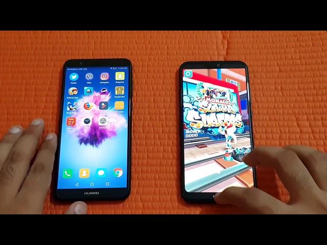 Comparison - Huawei P20 Lite vs P smart - PhonesData
