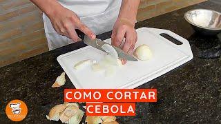 #1 - Como Cortar uma Cebola