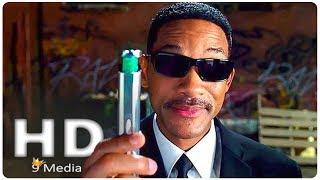 MEN IN BLACK 4 First Look (2019) New MIB Reboot, Chris Hemsworth Tessa Thompson Movie HD