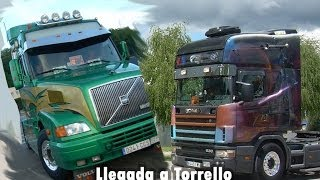 preview picture of video 'Catalonia Truck Photos | Llegadas a torello'