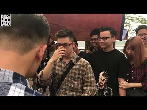One Rounder tuyển quân - Hoàng Tùng vs King Kudo x Dvd x Phúc Du