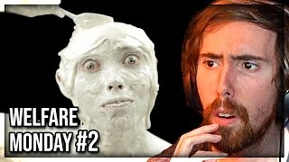 ASMONGOLD - WELFARE MONDAY - THE RETURN OF SELLOUT STREAMS! #2