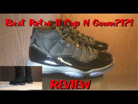 14cffbfd8aaf Download Best UA Air Jordan Retro 11 Cap N Gown! Lingling MP3