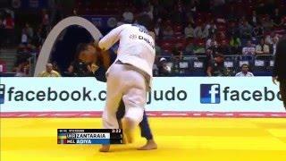 Zantaraia Judo Vine #6