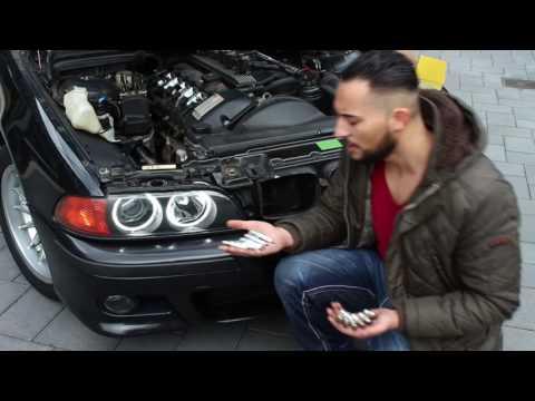 BMW E 39 ZÜNDKERZEN WECHSELN
